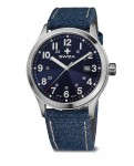 watch KRETOS Gent, SST, blue, blue WAT.0251.1015