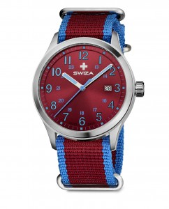watch KRETOS Gent, SST, red, red WAT.0251.1013