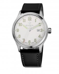watch KRETOS Gent, SST, white, black WAT.0251.1002