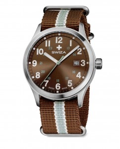 watch KRETOS Gent, SST, brown,brown WAT.0251.1012