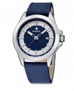 watch URBANUS, SST, silver,blue WAT.0761.1004
