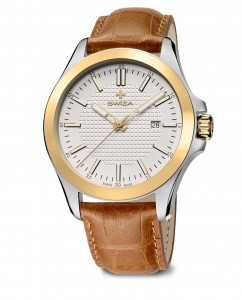watch URBANUS, 2T, eggshell, brown WAT.0761.2301
